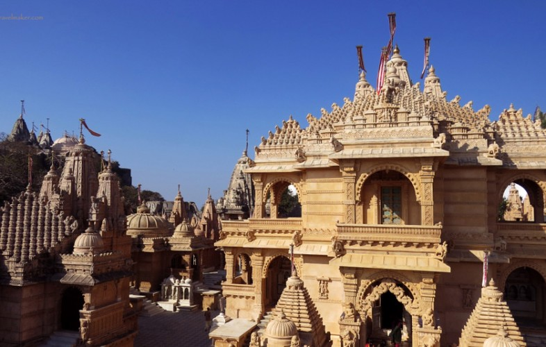 Palitana- How to find and make Indian Gods angry?