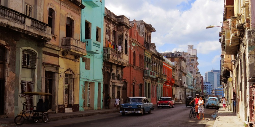 Cuba; (sexual) revolution, rum and cigars...